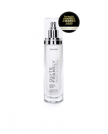 Corrective Omega-Rich Body Oil - Quite Frankly Natural