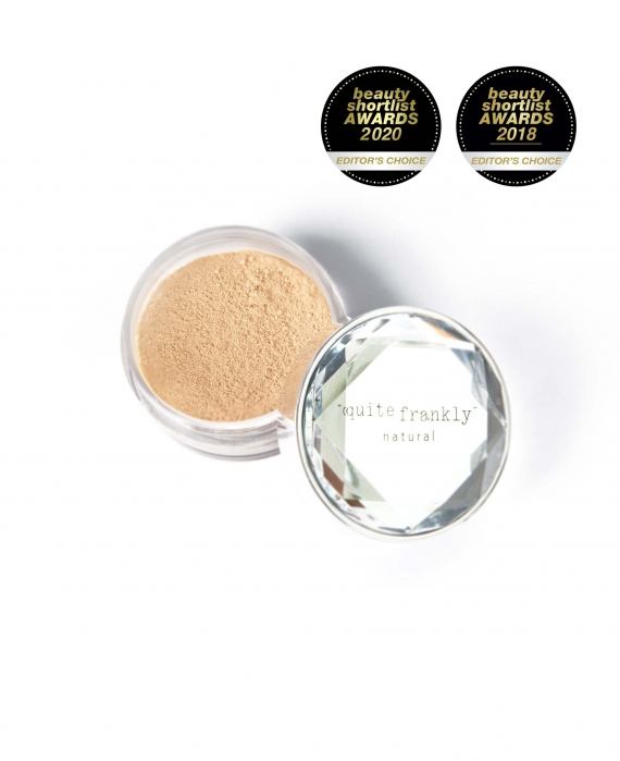 Mineral Makeup Pearl - Quite Frankly Natural