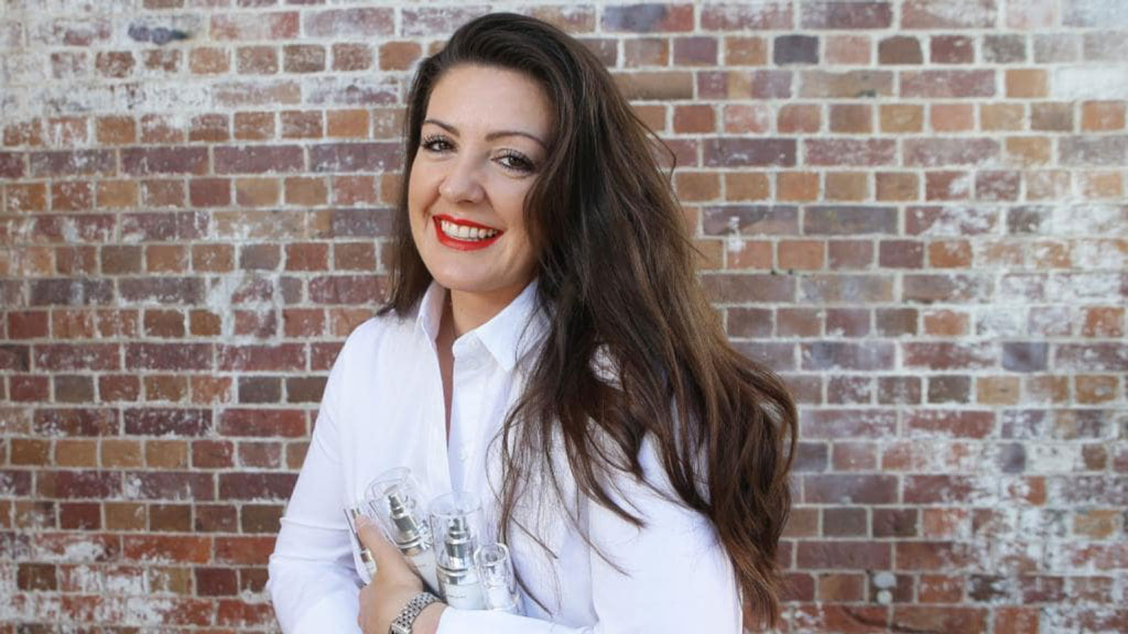 The Courier Mail – Business – Homegrown all-natural skincare company Quite Frankly sets sights on tapping into overseas beauty market